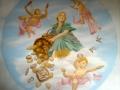 Deckenbild Schutzpatronin Notburga