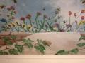 deckenmalerei-blumen-detail