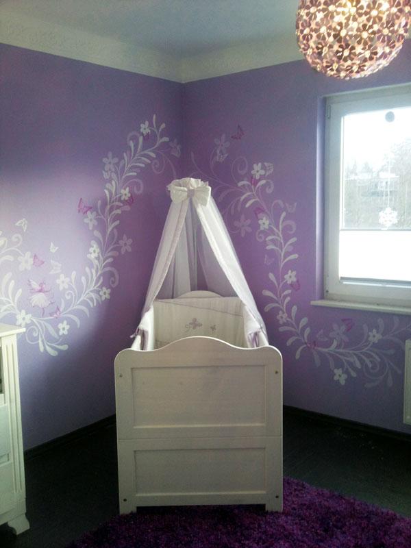 Kinderzimmer Malereien mit Wunschmotiv für Ihre Kleinen