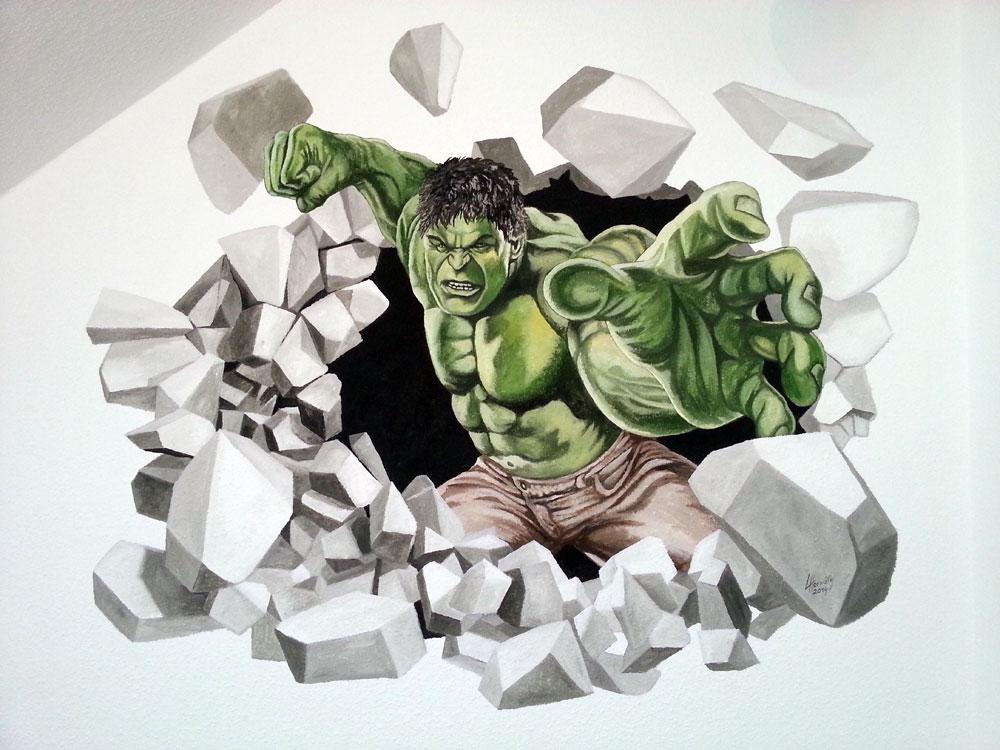 Gemütlich Hulk Kinderzimmer Bilder - Das Beste Architekturbild ...