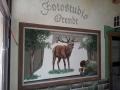 Tier und Jagdmalerei mit Hirsch