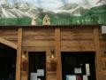 Tier und Jagdmalerei mit Murmeltieren