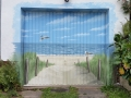 Garagenmalerei Ostsee und Möven