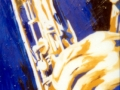 Portraitmalerei John Coltrane